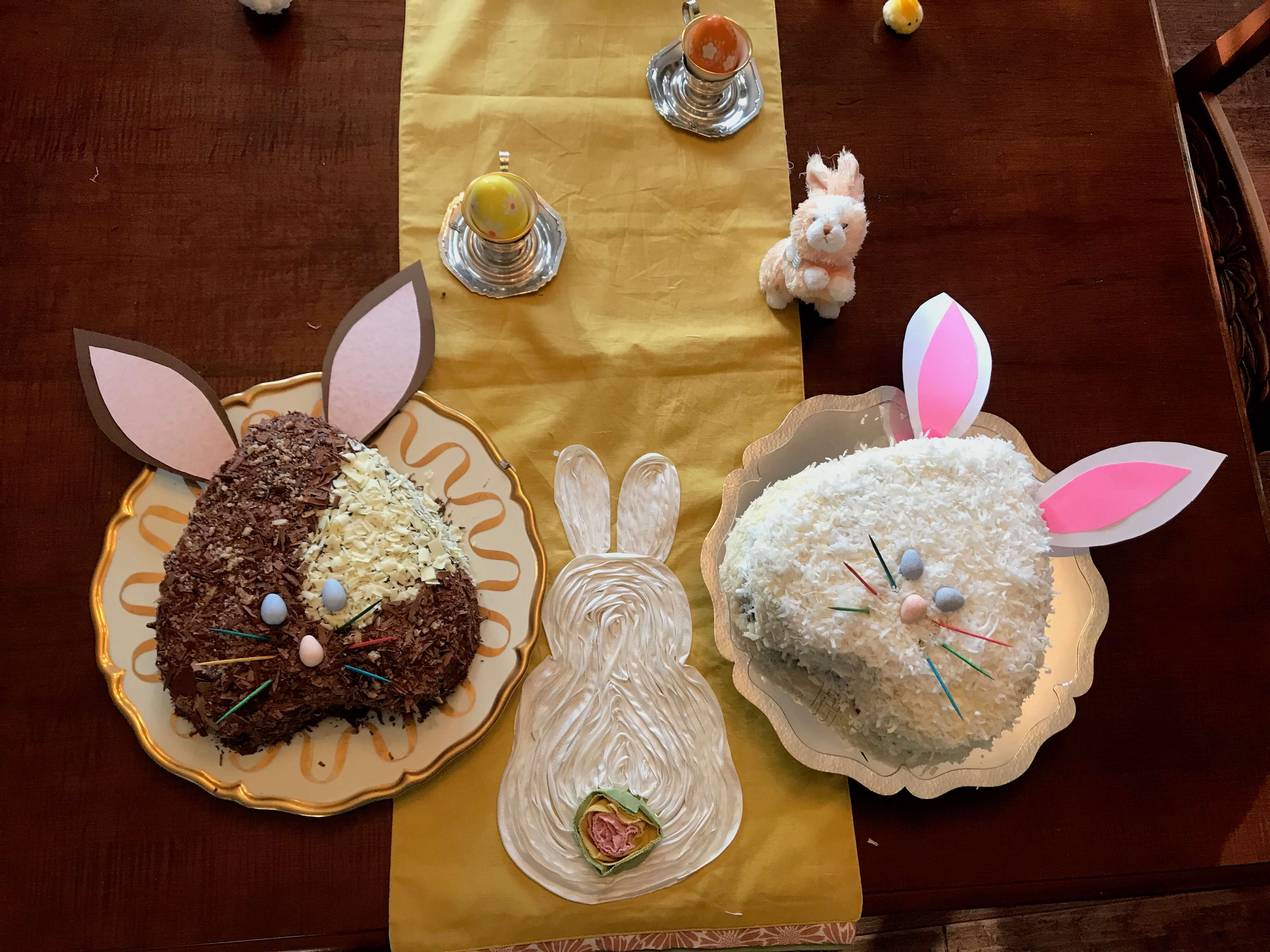 Best Bunny Cake Recipe
